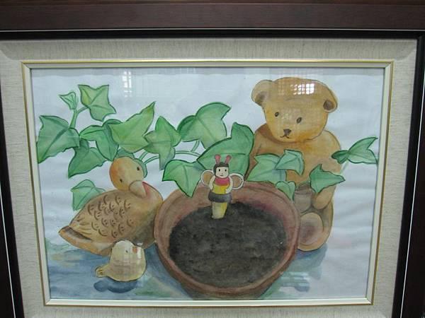 小熊盆栽.JPG