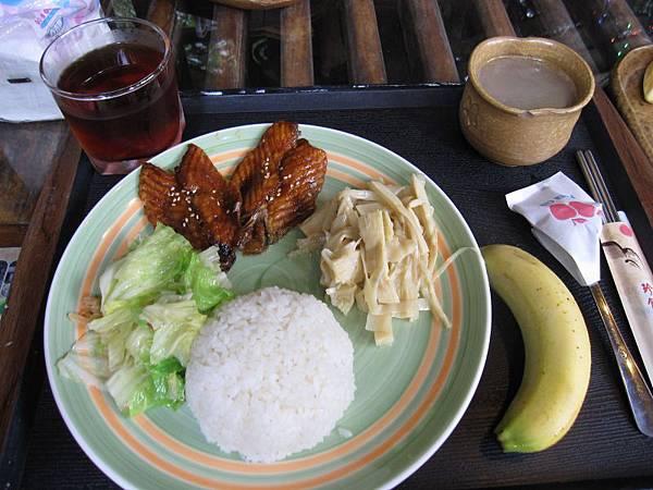蒲燒財神魚簡餐280.JPG