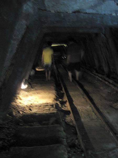 體驗礦坑..JPG