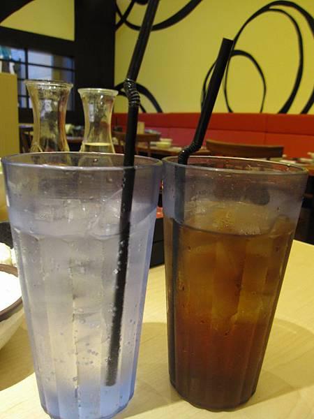 雪碧.檸檬紅茶.JPG