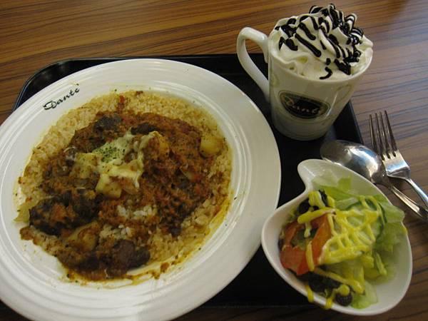 鄉村牛肉燉飯套餐.JPG