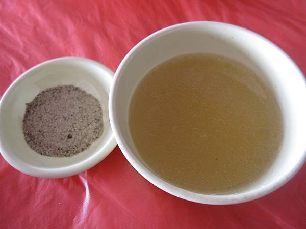 雞油和胡椒鹽.JPG