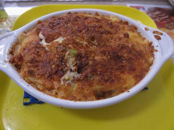 焗烤蘿勒蕃茄雞肉.起司加量 (1).JPG