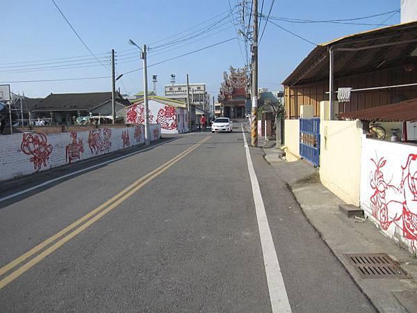 雲林虎尾-北溪剪紙彩繪村 (16).JPG