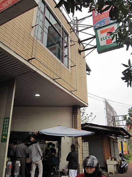 龍井交流道7-11旁.大蛋餅 (9).JPG