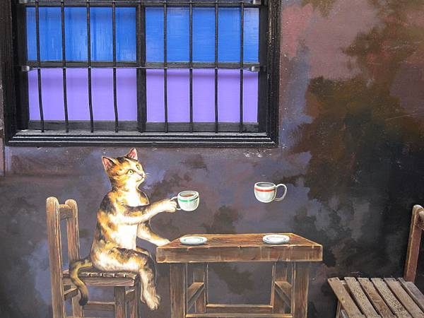 屋頂上的貓-頂溪社區 (9).JPG