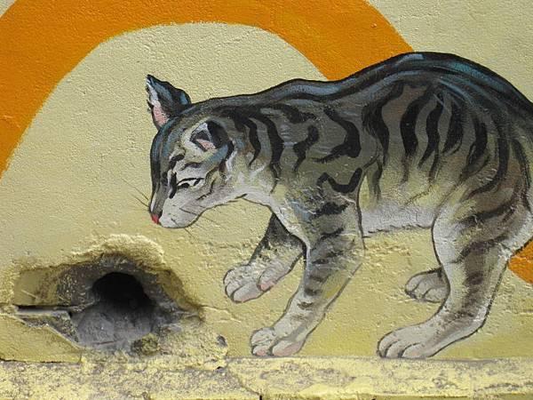 屋頂上的貓-頂溪社區 (30).JPG