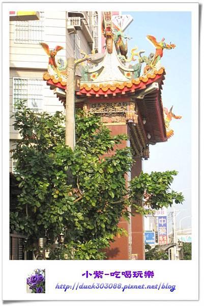 台灣大道浩天宮拱門.jpg