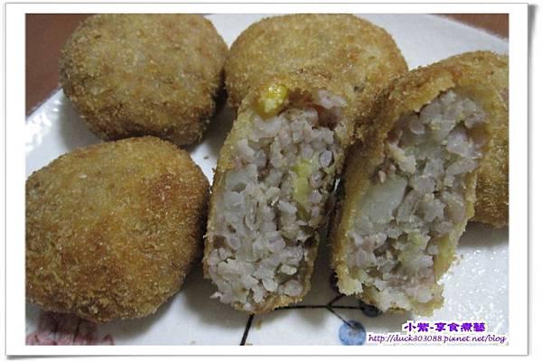 炸什錦五穀米飯糰.jpg