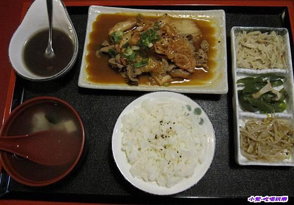 泡菜燒肉定食160元 (1).jpg