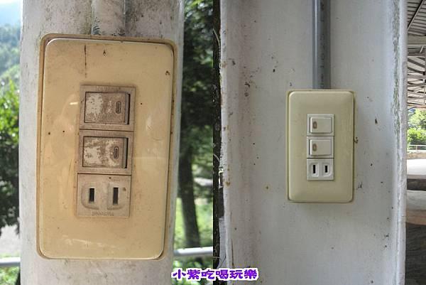 雨棚營位-插座-在柱子上.jpg
