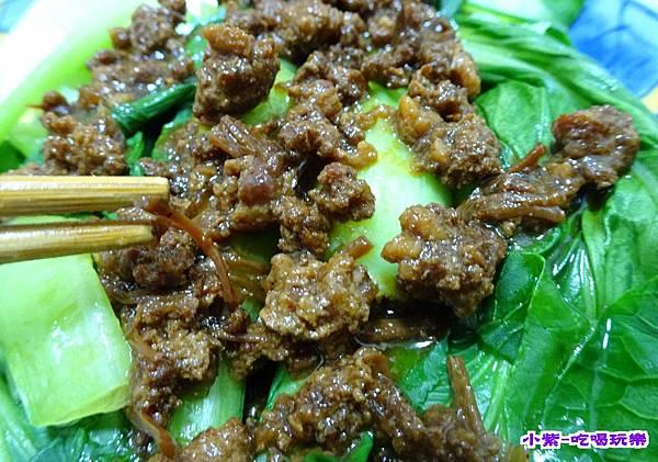 干貝肉燥拌青菜.jpg