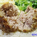 紅燒獅子頭飯 (2)