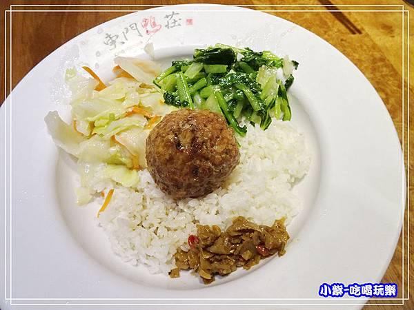 紅燒獅子頭飯 (3)
