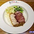 燒肉叉燒飯 (1)