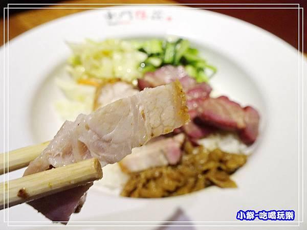 燒肉叉燒飯 (2)