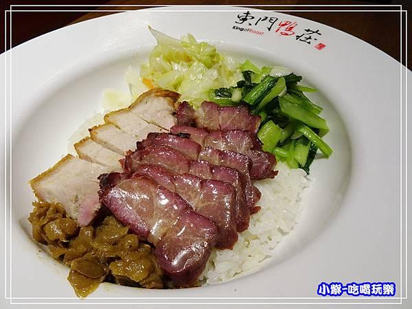 燒肉叉燒飯 (3)