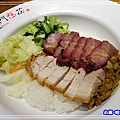 燒肉叉燒飯 (4)