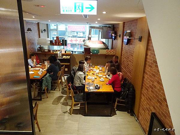 misha caffe x pizzeria 2樓10.jpg