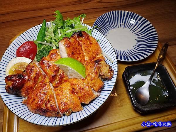 明太子燒烤雞腿丼-神田日式串燒食堂 (4).jpg