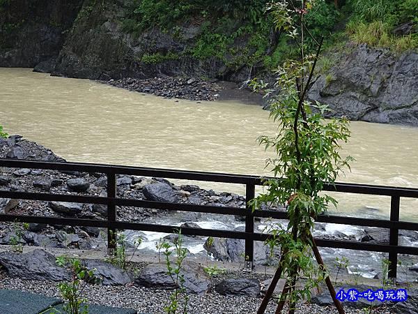烏來-內洞國家森林遊樂區水濁了 (2).jpg