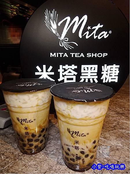 米塔誠品南西店-黑糖珍珠鮮奶 (2).jpg