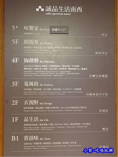 誠品生活南西店-各樓層櫃位.jpg