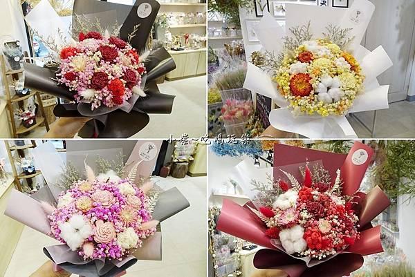 求婚告白乾燥花束-喜歡生活乾燥花  (2).jpg