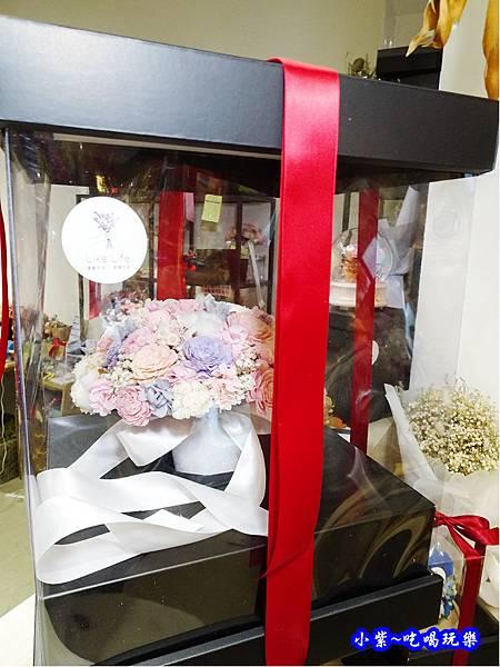 客製結婚新娘捧花-喜歡生活乾燥花店2.jpg