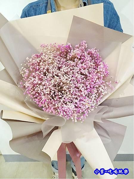 求婚告白乾燥花束-喜歡生活乾燥花.jpg