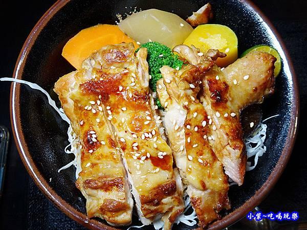 醬烤雞腿丼-八坂丼屋義大店 (4).jpg