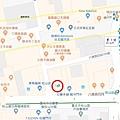 捷運松山站5號出口往饒河街夜市.JPG