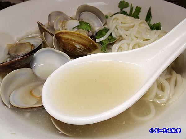 蒜蓉蛤蜊煨麵-極品好麵食堂 (2).jpg