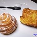 西多士與糖霜銀絲捲-廚窗港點飲茶百匯.jpg