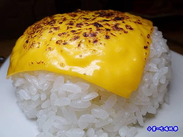 炙燒起司飯-銀兔湯咖哩西門店   (2).jpg