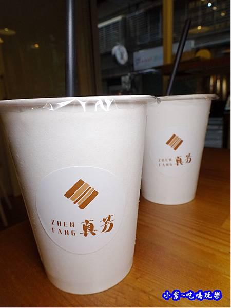 紅茶牛奶、真芳紅茶-真芳碳烤吐司-信義店 (1).jpg