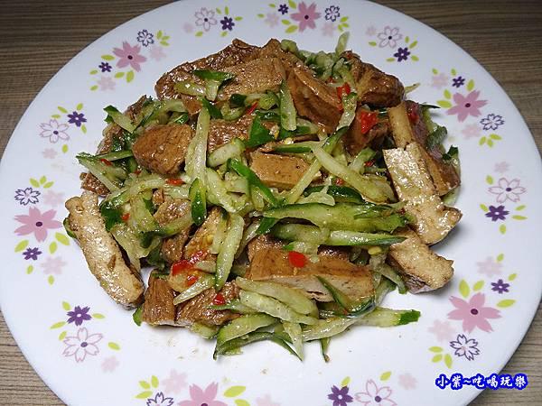 涼拌百頁豆腐-搗蛋菇蔬食滷味 (1).jpg
