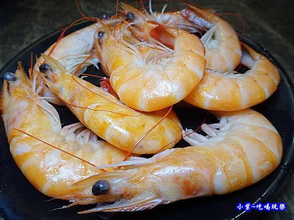 白蝦-食鮮日式火鍋吃到飽  (4).jpg
