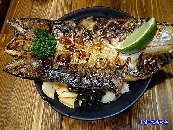 塩烤鯖魚丼-山口刺身丼飯專賣店  (4).jpg