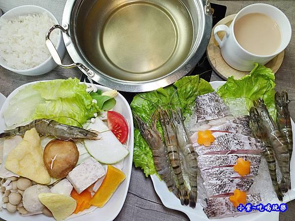 鮮蝦石斑鍋套餐-百味釜 (4).jpg