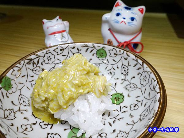 北海道松葉蟹醋飯-御代櫻壽司割烹  (1).jpg