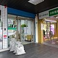 台北汀洲郵局隔壁.JPG