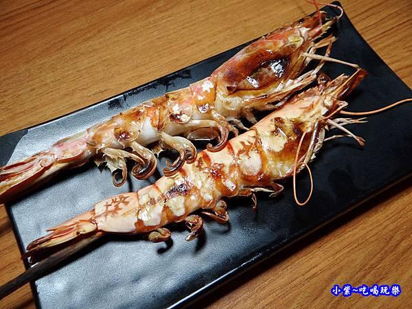 天使大紅蝦-柒串燒屋長安東路 (1).jpg
