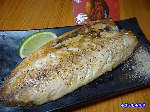 鯖魚-柒串燒屋長安東路 (3).jpg