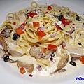奶油蘑菇雞肉義大利麵-沛緹歐 (3).jpg