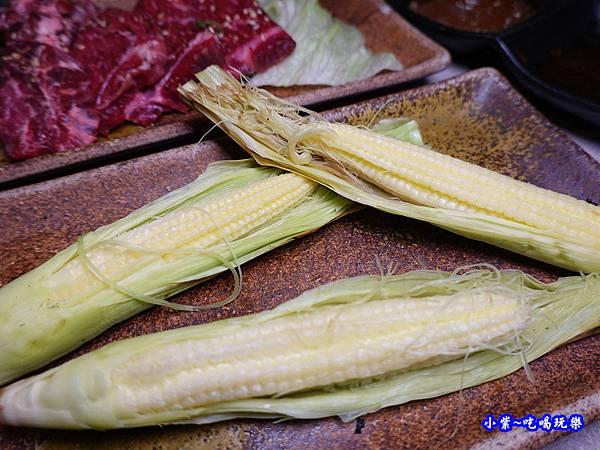 很甜玉米筍-二訪火之舞蓁品燒  (1).jpg