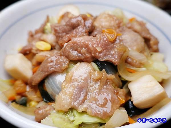野菜豚天津丼-美味子家庭和風料理 (4).jpg