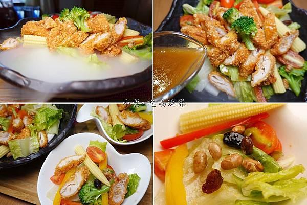 鮮蔬雞柳沙拉芝麻醬-端陽邀月桃園店  (4).jpg