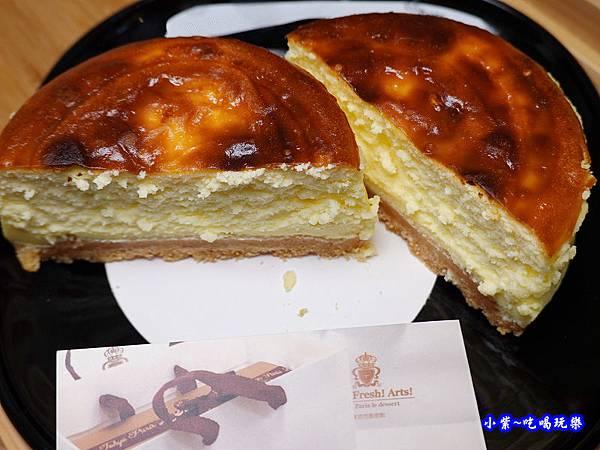 皇家頂級布蕾乳酪 -東京巴黎甜點南京店 (2).jpg