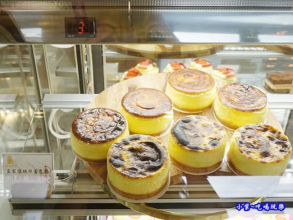 皇家頂級布蕾乳酪 -東京巴黎甜點南京店 (4).jpg